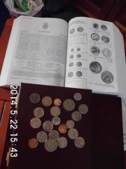 Münzen aus Großbritannien