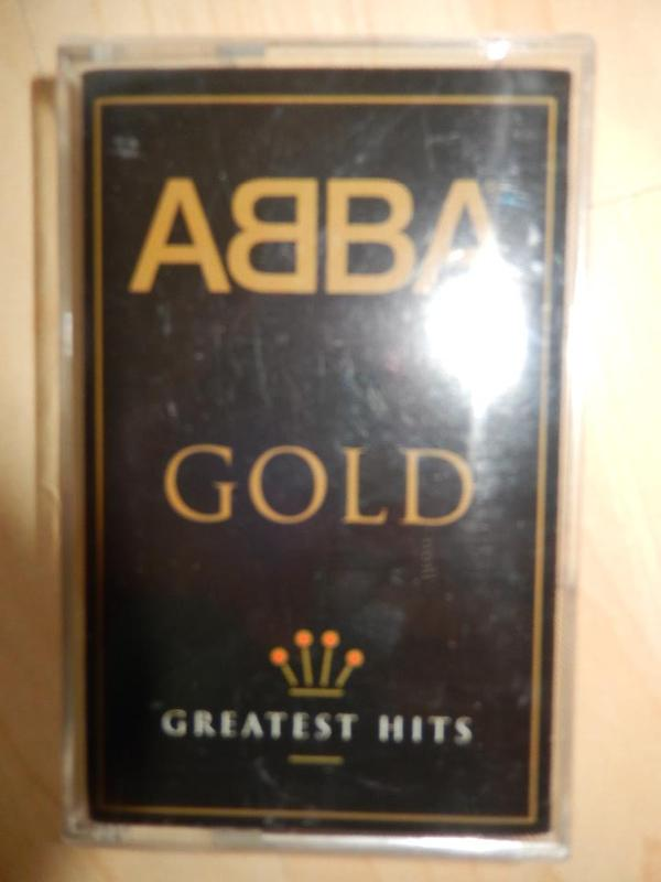 """Musikcasette Abba """"Gold"""" gebraucht - Harthausen Steinbrücke - Verkaufe Musikkasette von Abba """"Gold"""". Liedtitel sind unter Wikipedia gelistet. Gerne Abholung sonst zzgl. Versand als Warenversand - Harthausen Steinbrücke"""