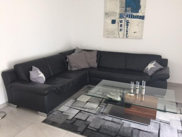 musterring echt leder couch sofa couch in voerde polster sessel couch kaufen und verkaufen. Black Bedroom Furniture Sets. Home Design Ideas