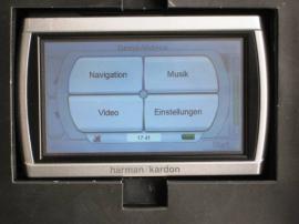 Navigationssysteme - Navi harman kardon GPS-500 TMC