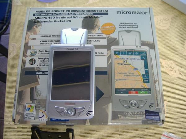 navigation Micromaxx