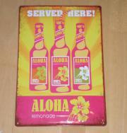 NEU Aloha Lemonade SERVED HERE