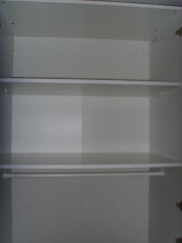 Ikea pax weiß hochglanz  NEU:: IKEA PAX Kleiderschrank 2-türig weiß hochglanz in Bruchsal ...
