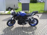 Neufahrzeug, Yamaha, MT125,