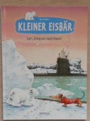 Neuwertig Kleiner Eisbär Lars bring