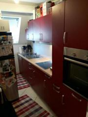 neuwertige Küche in