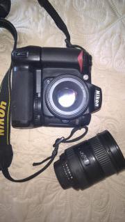 Nikon D90 mit