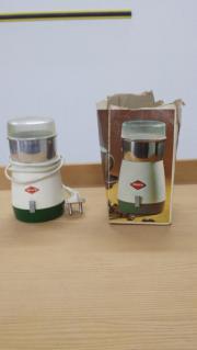 Nostalgische elektrische Kaffeemühle