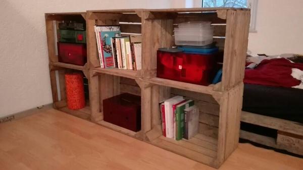 obstkisten apfelkisten holzkisten in ludwigshafen. Black Bedroom Furniture Sets. Home Design Ideas