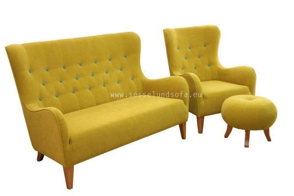 Ohrensessel und sofas in berlin stilm bel bauernm bel for Ohrensessel sofa