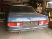 Oldtimer Mercedes 280