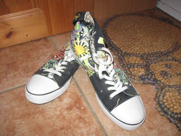 Org. Ed Hardy ~ » Schuhe, Stiefel
