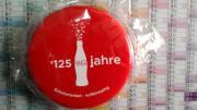 orginal Coca Cola 125 Jahre