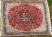 Orientteppich Isfahan spektakulär