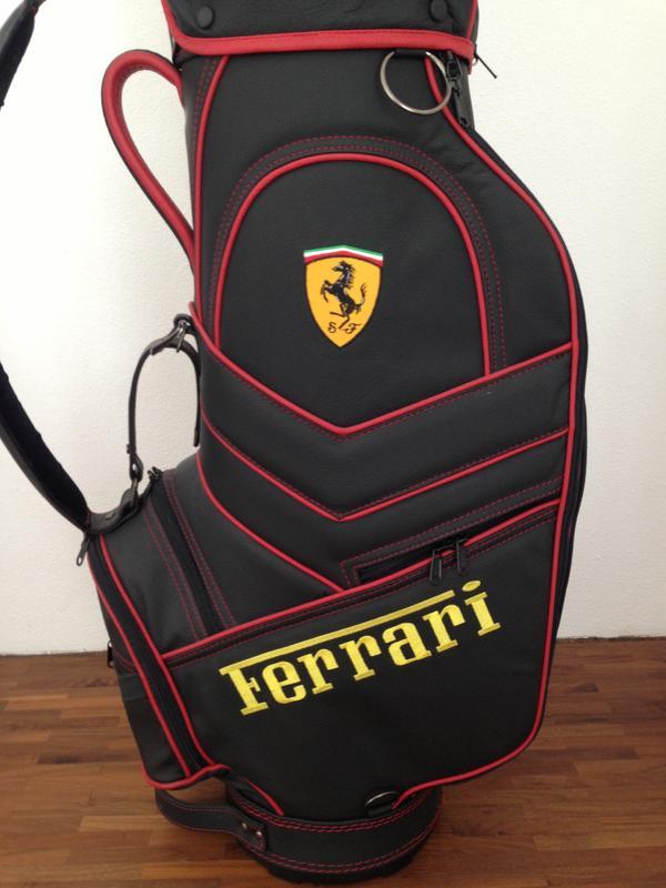Original Ferrari Golfbag Top Zustand In Buttenheim Golfsport Kostenlose Kleinanzeigen Bei Quoka De