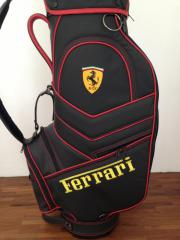 Original Ferrari-Golfbag Top-Zustand