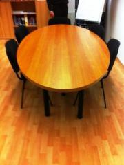 konferenztisch stuhlen gebraucht kaufen nur 3 st bis 65 g nstiger. Black Bedroom Furniture Sets. Home Design Ideas