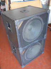 PA Subwoofer Bell