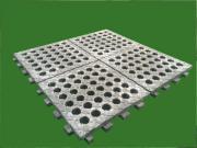 Paddockplatten Reitplatzplatten Rasengitter Stallplatten 1qm