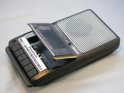 Panasonic Cassetten Recorder RQ-2102 unbenutzt