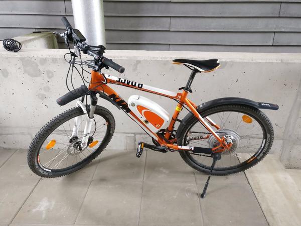 pedelec ktm e race mountain bike 26 39 in feldkirch. Black Bedroom Furniture Sets. Home Design Ideas
