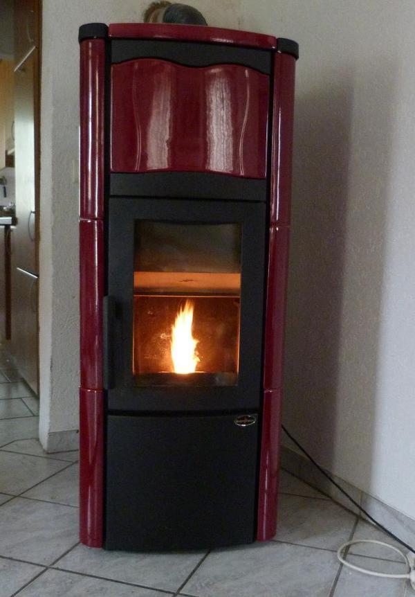 pelletofen wasserf hrend extraflame lucrezia idro 24 kw in bad wildbad fen heizung. Black Bedroom Furniture Sets. Home Design Ideas