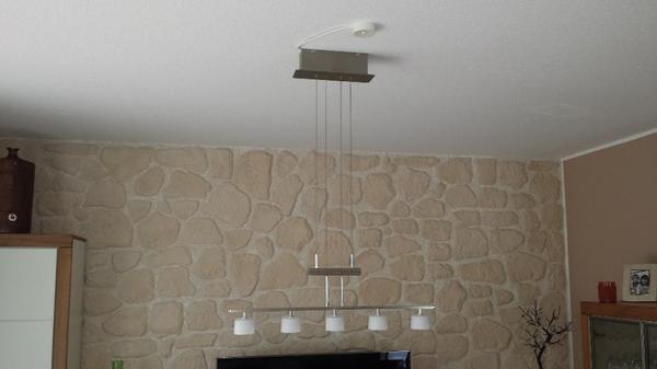 Pendelleuchte wohnzimmer in weinheim lampen kaufen und for Wohnzimmer pendelleuchte