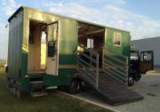 Pferdetransporter / LKW für