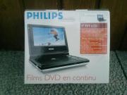 Philips portabel DVD