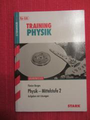 Physik Training Mittelstufe 2 Gymnasium