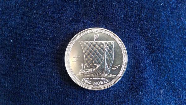 Platinmünze Platin One » Münzen