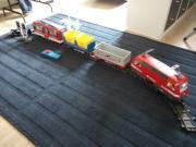 Playmobil Eisenbahn mit