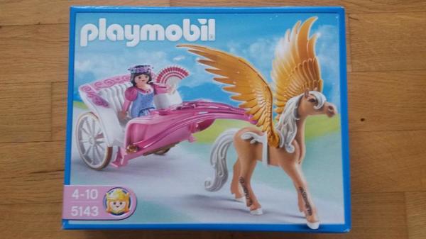 Playmobil Pferdekutsche (5143) » Spielzeug: Lego, Playmobil