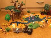 Playmobil Safaripark wie neu