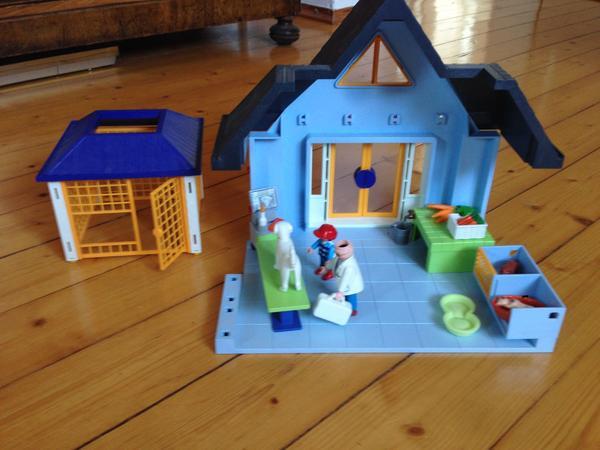 playmobil tierklinik 4343 in mannheim spielzeug lego. Black Bedroom Furniture Sets. Home Design Ideas