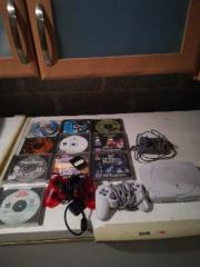 Playstation 1 inkl.