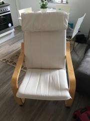 Ikea relaxsessel poäng  Poaeng Sessel - Haushalt & Möbel - gebraucht und neu kaufen - Quoka.de