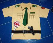 Polizei T-Shirt für den kleinen Polizisten