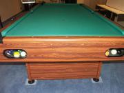 Poolbillard Tisch 8