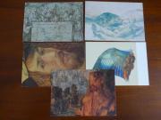 Postkarten Bund Berlin postfrisch II