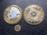 Prägung EURO-Giganten (