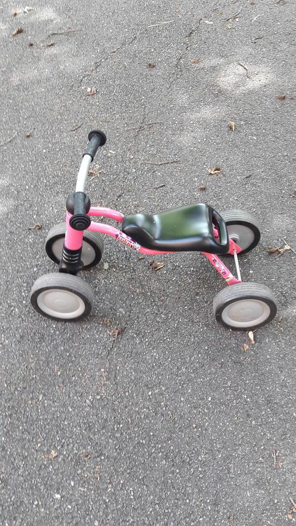 PUKY WUTSCH pink » Kinderfahrzeuge