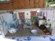 Puppenküche für Kinder