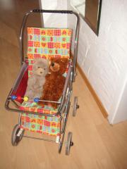 Puppenwagen 70er Jahre