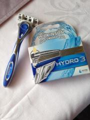 Rasierer Wilkinson Hydro 3