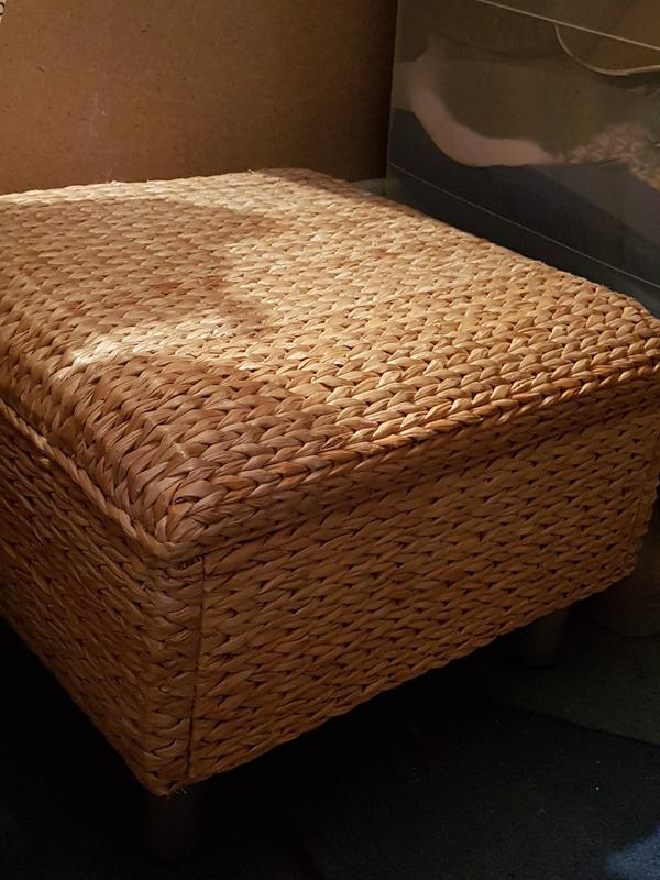 Rattan hocker gebraucht kaufen nur 2 st bis 75 g nstiger for Rattan schaukelstuhl gebraucht