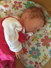 Rebornbaby Greta mit