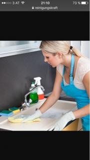 Reinigungskraft Putzfrau