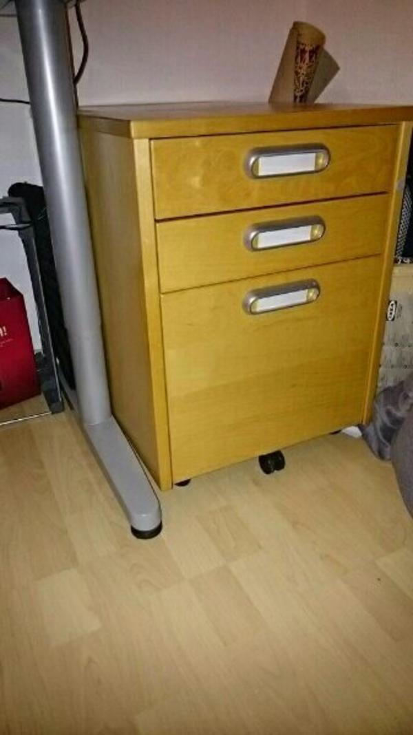 burocontainer 10 fu gebraucht kaufen nur 2 st bis 65 g nstiger. Black Bedroom Furniture Sets. Home Design Ideas