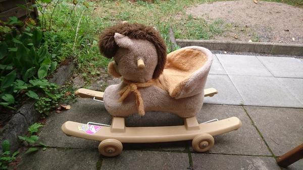 Rolly Toys Schaukelpferd mit Rollen